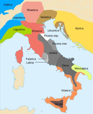 STANZIAMENTO POPOLI IN ITALIA