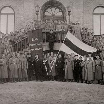 Eesti iseseisvumine_ Keterin_Vendt timeline