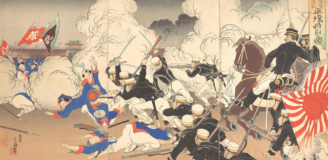 Imperialism: Russo-Japanese war