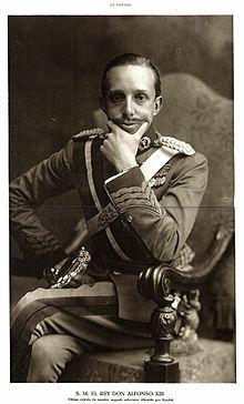 Inicio del reinado constitucional de Alfonso XIII