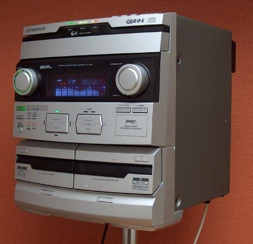 Equipo de sonido HI-FI