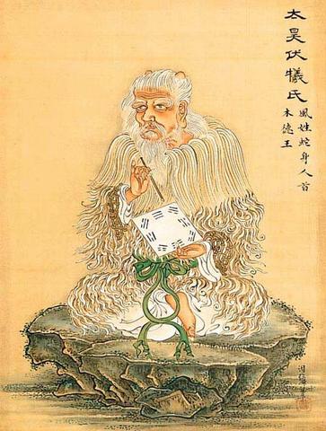Creador de la escritura china.