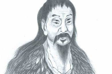Creador de los cáracteres chinos