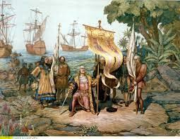Cristóbal Colon descubre América