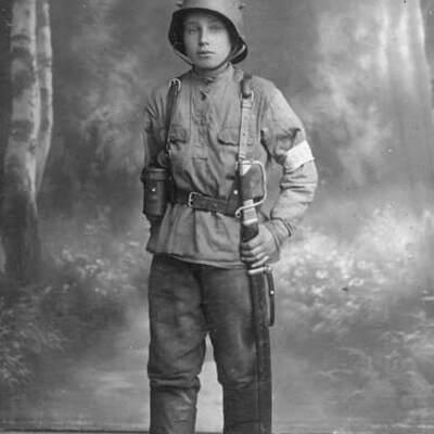 Esimesest maailmasõjast vabadussõjani timeline