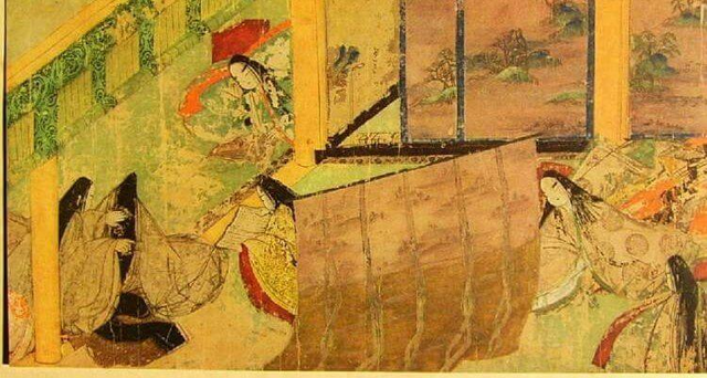 Sistemas de Escritura en el periodo Heian