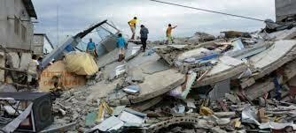 Terremotos mortales en Haití y en Chile