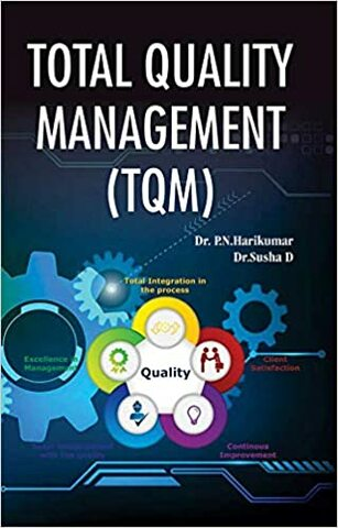 Se  crea el libro TQM ( Total Quality Management)