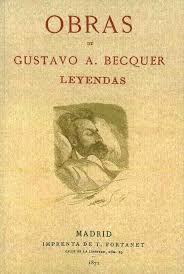 Naturalismo obras-Gustavo Adolfo Bécquer