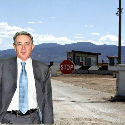 Uribe y el Área 51 timeline