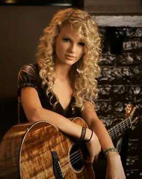 "17 anos, Sobre ""Taylor Swift"""