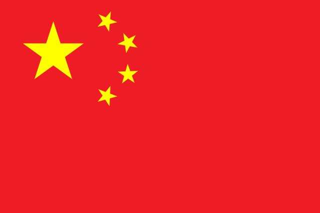 Kina blir kommunistisk