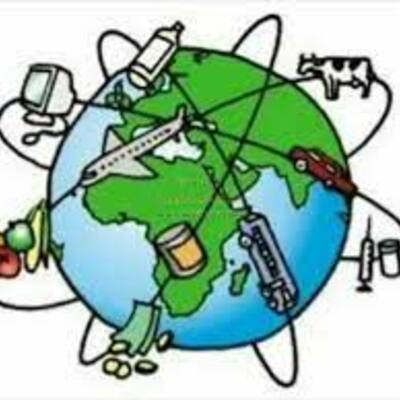 GLOBALIZACION  EVOLUCION timeline