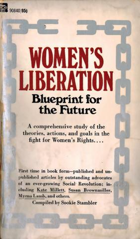 "Publication of Sookie Stumbler WOMEN""S LIBERATION: BLUEPRINT FOR THE FUTURE"