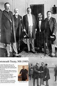 The Treaty of Portsmouth Signed