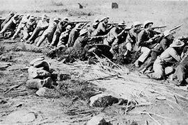 British Wins the Boer War