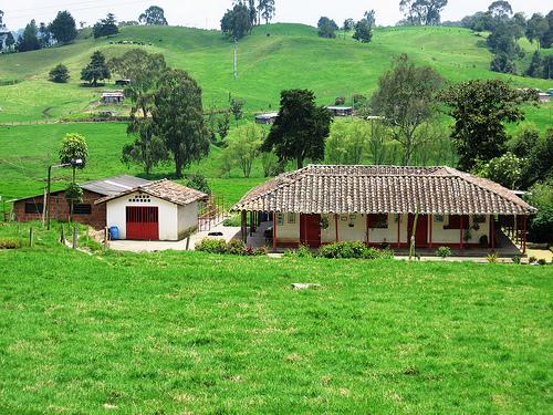 Areas Rurales