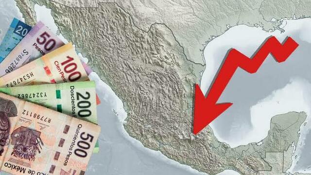 Golpe económico a México.