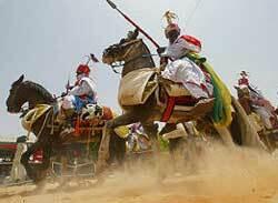 Batalla de Siffín. - Golpe de estado del gobernador Muawiya.