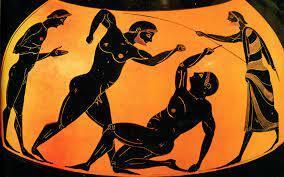 Primeros juegos Olimpicos antigüos