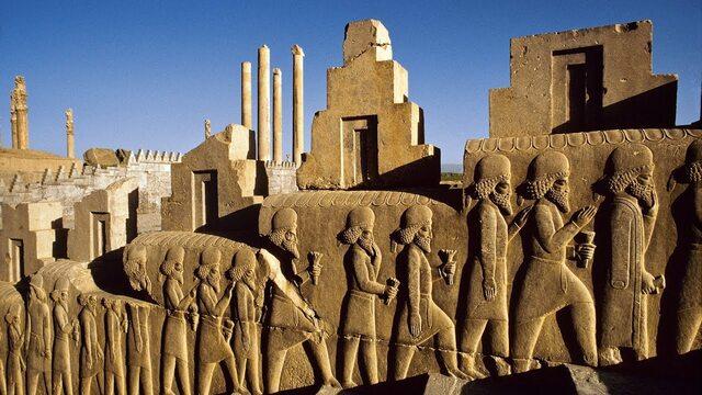Fundación del Imperio Persa