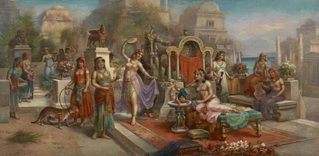 Caida del Imperio Babilonico
