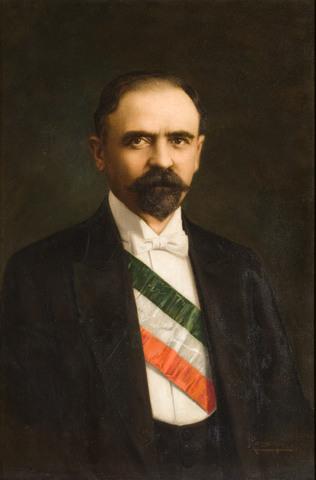 Fco. I. Madero, Presidente de México