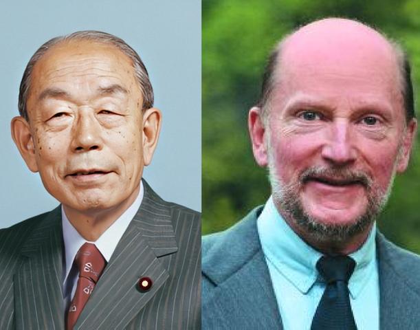 Incontro tra Simeone II e Takeo Fukuda