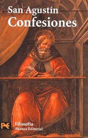 Confesiones de San Agustín de Hipones