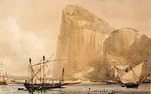Torrijos desembarca desde Gibraltar pese a la persecución de las autoridades británicas