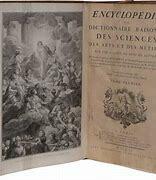 Publicación de la primera enciclopedia