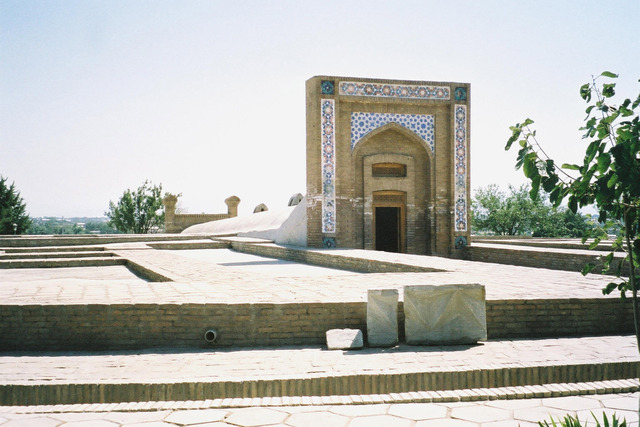 Observatorio de Ulugh Beg. (Samarcanda, Uzbekistán).