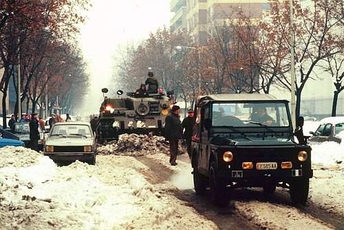 Inizio delle operazioni della CdN in Bulgaria