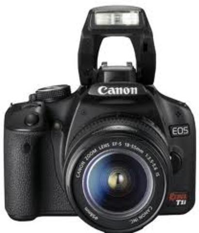 Mi segunda cámara de fotos