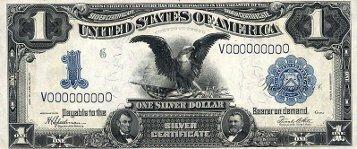 Introducción del dólar es como unidad monetaria.