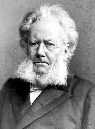Nacimiento de Henrik Ibsen.