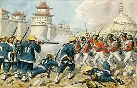 Imperialism: First Opium war