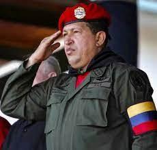 Fallecimiento de Hugo Chávez.