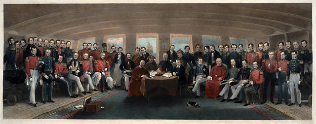 Imperialism: Treaty of Nanjing