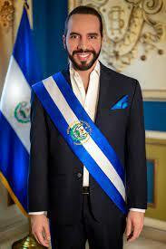 Nayib Bukele se vuelve el presidente de El Salvador.