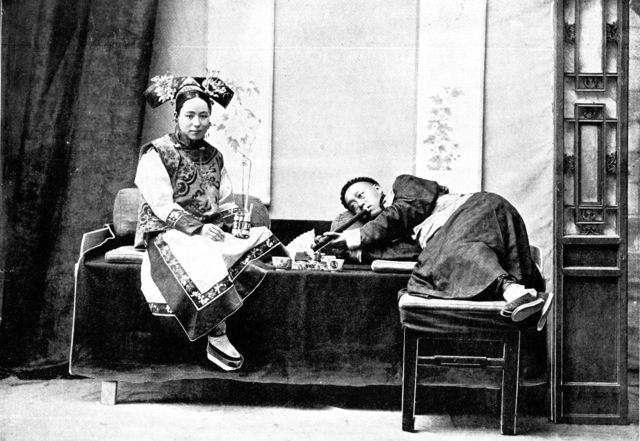 Start of the Opium War
