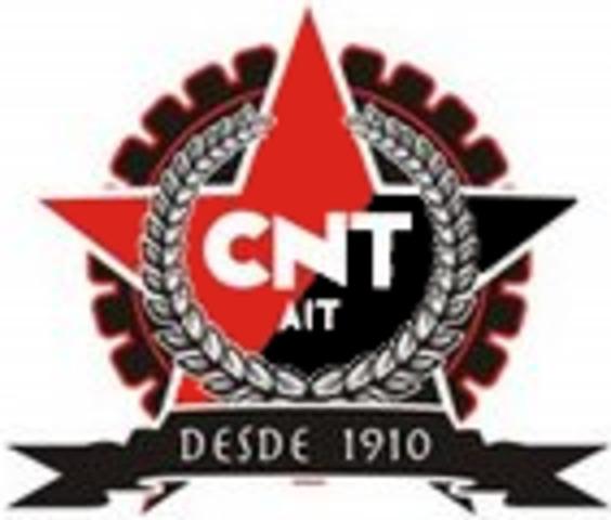 Fundación de la CNT