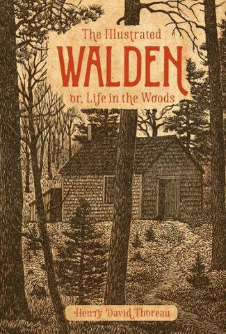 """Henry David Thoreau Publishes """"Walden"""""""