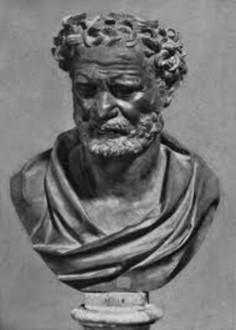 415BC Democritus