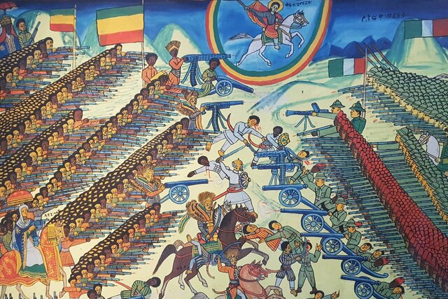 Ethiopia Wins the Battle of Adwa