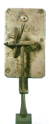 Single lens handheld microscope