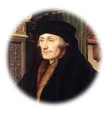 Erasmo de Róterdam (1466 – 1536).
