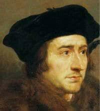 Tomás Moro (1478 – 1535).