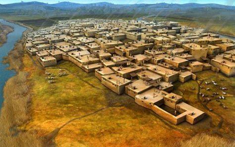Primeras ciudades del mundo