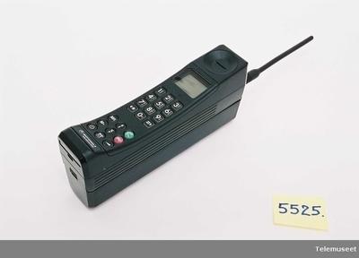 MOTOROLA 3200 - PRIMER TELÉFONO MÓVIL DIGITAL